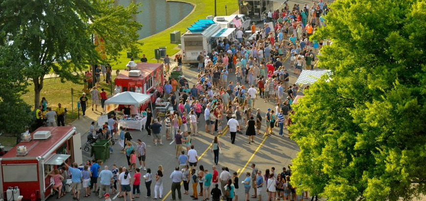 Food Truck Events and Catering